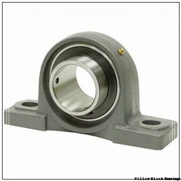 2.165 Inch | 55 Millimeter x 4 Inch | 101.6 Millimeter x 2.5 Inch | 63.5 Millimeter  QM INDUSTRIES QAAP11A055SO  Pillow Block Bearings