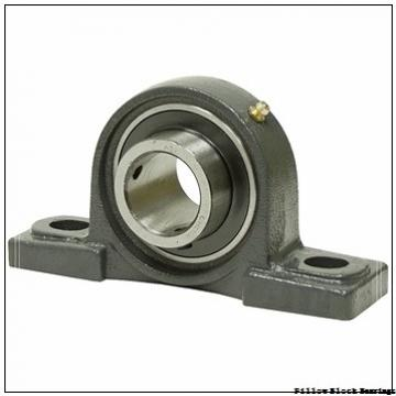 2.362 Inch | 60 Millimeter x 4.3 Inch | 109.22 Millimeter x 2.756 Inch | 70 Millimeter  QM INDUSTRIES QAAP13A060SET  Pillow Block Bearings