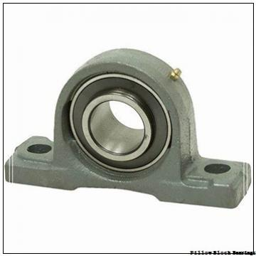 3.438 Inch | 87.325 Millimeter x 3.69 Inch | 93.726 Millimeter x 3.75 Inch | 95.25 Millimeter  QM INDUSTRIES QVPF19V307SO  Pillow Block Bearings