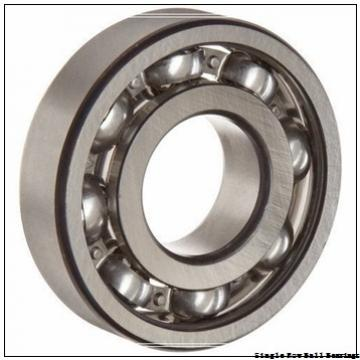 NACHI 6307ZZE C3  Single Row Ball Bearings