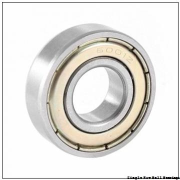 BEARINGS LIMITED 87605  Single Row Ball Bearings