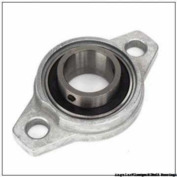 QM INDUSTRIES QMFY22J407SB  Flange Block Bearings