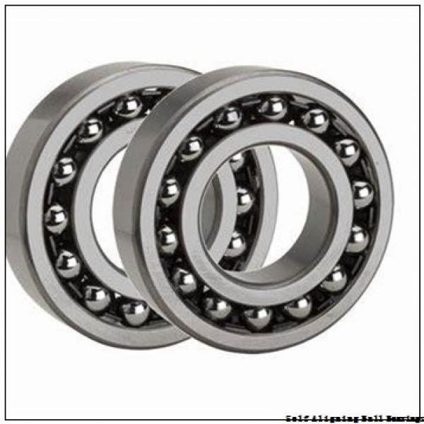 7 mm x 22 mm x 7 mm  FAG 127-TVH  Self Aligning Ball Bearings #3 image