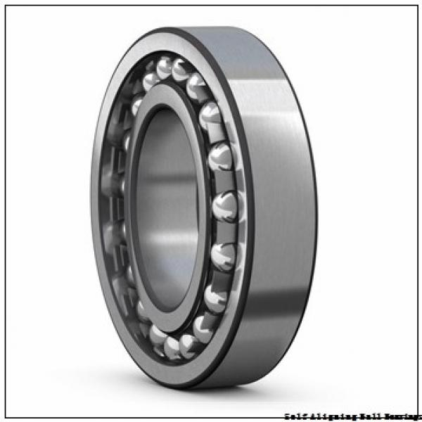 85 mm x 180 mm x 60 mm  FAG 2317-M  Self Aligning Ball Bearings #2 image