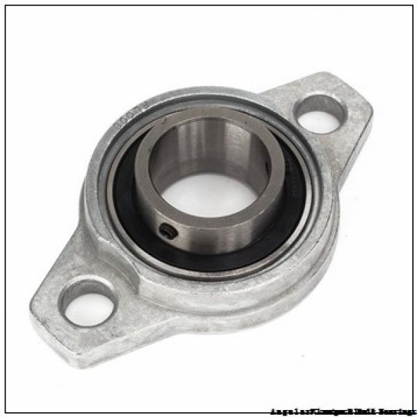 QM INDUSTRIES QAFX09A111ST  Flange Block Bearings #1 image