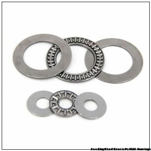 3.346 Inch | 85 Millimeter x 4.724 Inch | 120 Millimeter x 1.378 Inch | 35 Millimeter  CONSOLIDATED BEARING NA-4917 C/3  Needle Non Thrust Roller Bearings #2 image